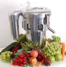 Professional Commercial Juice Extractor Vegetable Juicer Uniworld 750W