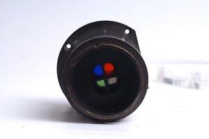 3 optiques Rouxcolor  trichrome 35 mm