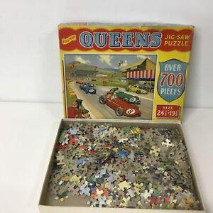 Philmar Queens Jig Saw Puzzle 704 Pieces #563