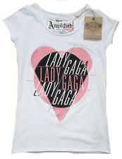 AMPLIFIED Official LADY GAGA Herz Rock Star Vintage ViP T-Shirt g.S
