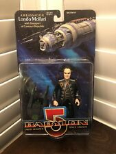 Babylon 5 Londo Mollari Transport Of Centauri Republic Action Figure New