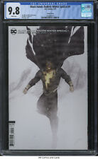 Black Adam: Endless Winter Special #1 CGC 9.8 - BossLogic cover Variant Cover