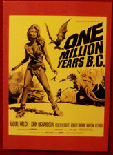 HAMMER HORROR - Series 2 - Card #109 - One Million Years BC - Raquel Welch