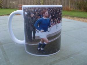 Everton supporters legend Alan Ball Mug / Cup 11oz new Christmas Birthday Gift