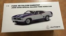 1:18 FORD XB FALCON HARDTOP JOHN GOSS SPECIAL McLEOD FORD HORN CAR BIANTE