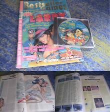 Leisure Suit Larry 5 PC DEUTSCH mit Heft Lösung Lösungsheft Kult Klassiker