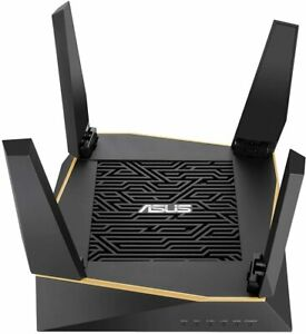 ASUS RT-AX92U AX6100 Home WiFi 6 Tri-Band Mesh System Router | 1 Pack | 3YR WTY