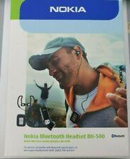 NOKIA BLUETOOTH HEADSET BH-500 AURICOLARI WIRELESS AUDIO ADAPTER