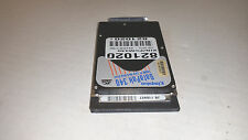 Vintage Kingston DataPak 340 340MB PCMCIA Hard Disk Drive 8340PA
