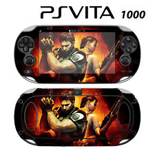 Vinyl Decal Skin Sticker for Sony PS Vita PSV 1000 Resident Evil 1