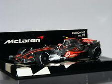 Minichamps Vodafone McLaren Mercedes MP4/23 Heikki Kovalainen MLC-92 1/43