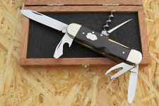 Hartkopf Militär Taschenmesser Jagd Messer Jagdmesser Stahl 1.4034 327009