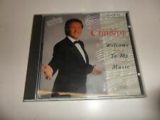 CD  Christie Tony - Welcome to My Music