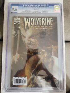 Wolverine: The Amazing Immortal Man #1 CGC 9.6 (Marvel, 2008)