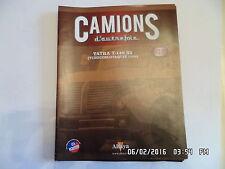 MAGAZINE CAMIONS D'AUTREFOIS N°48 TATRA T-148 S3 1969     J40
