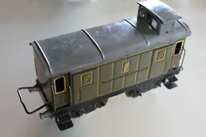 Jep Scale / Ladder O Van/Wagon With Sentry Box 1950