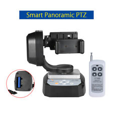 YT-500 Remote Control Pan Tilt Auto Rotating Head PTZ Stand For Samsung S9 NOTE8