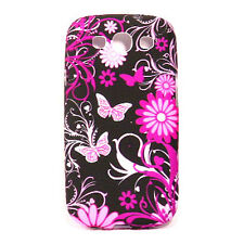 Soft Case For Samsung Galaxy S3 - Flower 2