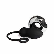 Sextoys Femme Oeuf vibrant sans fil Relentless Noir - FIFTY SHADES OF GREY