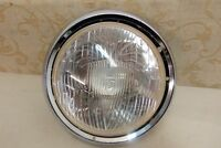 """NOS GENUINE MARCHAL EQUILUX 7"""" HEADLIGHT ASSEMBLY CITROEN DS ID 19 21 Neuf phare"""