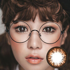Lentilles de Contact Chocolat Color Contact Circle Lenses Dia14.2mm GrCh
