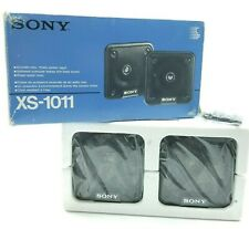Sony XS 1011 Car Stereo Speakers 40 W New System Vintage Audio Cassette 8 Track