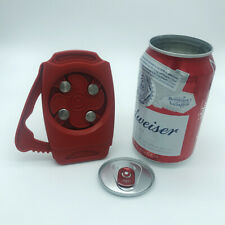 Go Swing Topless Manual Beer Can Opener Top Drafter Bottle Opener Bar Tools