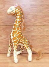 Genuine Mattel Animal Lovin' Barbie 1988 Ginger The Giraffe Plush Toy Only *Read