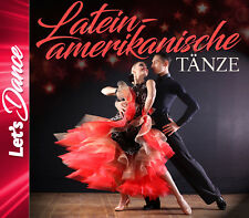 CD Let's Dance Amérique latine Danses
