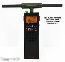 MW DX Super Ferrite Antenna For County Comm GP-5/SSB & Tecsun PL-360 Radio