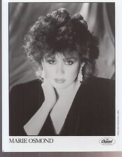 marie osmond press kit
