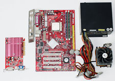 Profi equipo set = MSI k8t | AMD Athlon 64x2 | 2 gb de ram | zalman | fx5500 agp8x
