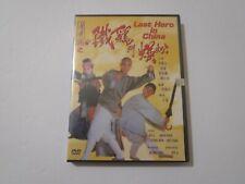 Last Hero in China (Dvd, 2000, All Region) Jet Li Martial Arts Hk Brand New
