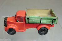 "VINTAGE BRIMTOY POCKET TOS MODEL No.512      "" TIPPER  TRUCK  """