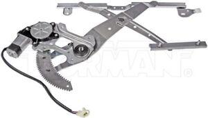 Dorman 751-349 Power Window Regulator And Motor Assembly For 02-07 Impreza