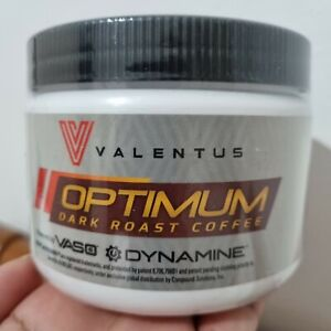 VALENTUS OPTIMUM DARK ROAST COFFEE