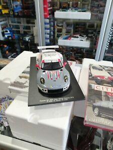 SPARK 1/18 PORSCHE 991 RSR WINNER DAYTONA 2014