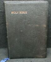 King James Version The Holy Bible from Great Britain 1958 Old & New Testaments
