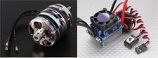 BRUSHLESS  MOTOR and ESC  for TUG BOATS Scale boats rc 400kv  6volt to 12volt