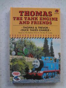 Ladybird Book, Thomas and Trevor by Rev. Wilbert Vere Awdry 1986