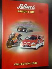 Schuco Junior Line Collection 2006 (Duits / Engels / Frans)