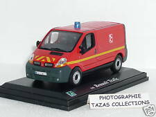 RENAULT TRAFIC POMPIERS OLIEX CARARAMA SCALE 1.43