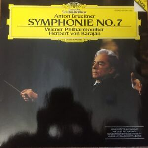 429 226-1 Bruckner Symphony No. 7 / Karajan / VPO