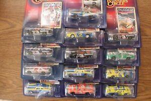 Winners Circle 1/64 Dale Earnhardt 1997 Lifetime Series Full Set 12 Cars + Bonus
