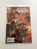 The New Avengers #54 1:15 Bachalo Variant Cover Marvel
