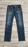 NWOT American Eagle Outfitters Dark Wash Stretch Skinny Jeans Sz 6
