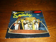 THE SPOTNICKS EP FRANCE LAST SPACE TRAIN
