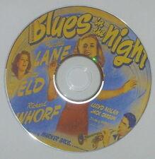 FILM NOIR 143: BLUES IN THE NIGHT 1941 Anatole Litvak Priscilla Lane Betty Field