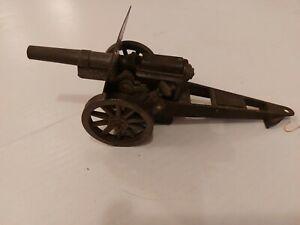 Vintage negbaur NY Metal Cannon 1897 / 75 mm lighter works rolls