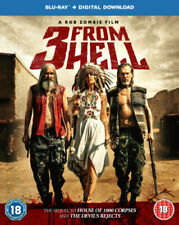 3 From Hell [Blu-ray] [2019] [Blu-ray] - DVD - Free Shipping. - New
